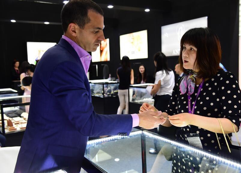 Shenzhen Jewellery Fair 2018