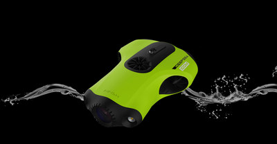FIFISH P3 Underwater Drone Unveiled at CES 2018