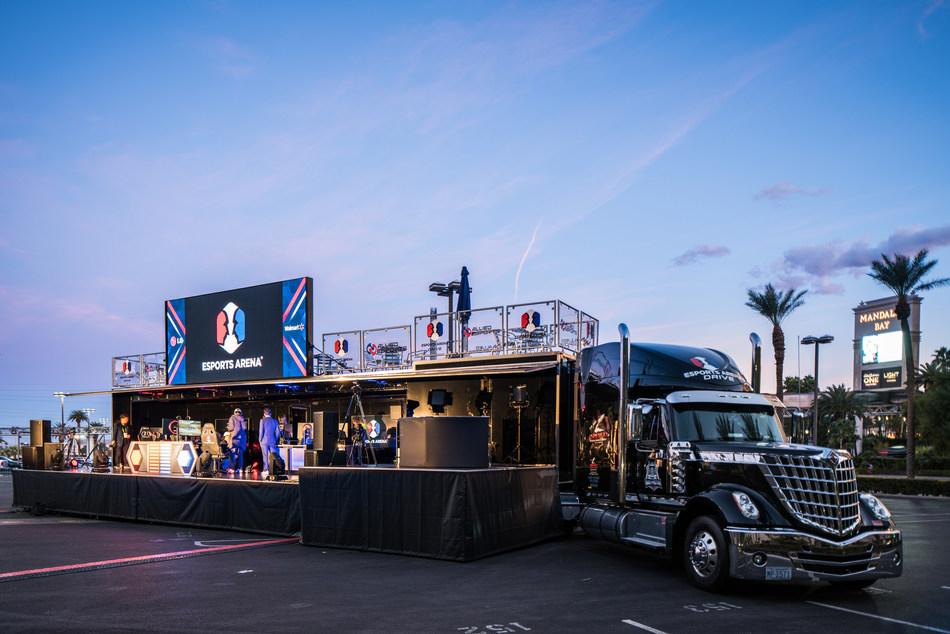 Esports Arena Drive's Debut in Las Vegas