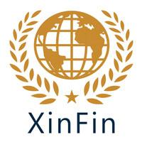 XinFin Logo (PRNewsfoto/XinFin FinTech Pte. Ltd)