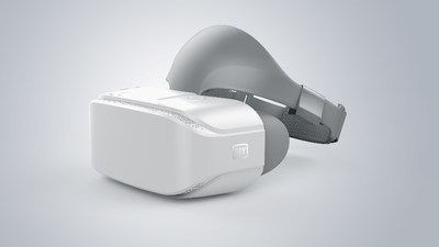 iQIYI QIYU VR II Debuts at CES 2018 - a Portable and Personal 8K Giant Screen Cinema