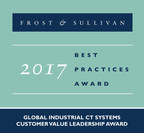 The WENZEL Group Earns Frost & Sullivan's Recognition as a Customer Value Leader with Its Unique Compact CT System