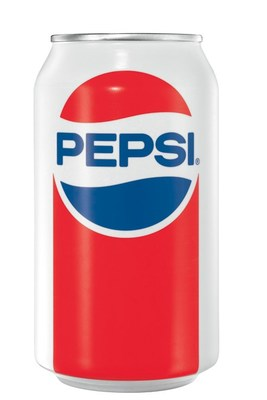 Pepsi 12-oz. can with Limited-Edition Retro Packaging