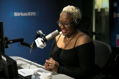 "Activist Topeka K. Sam, host of SiriusXM's ""Last Mile, Second Chances"" Photo: Mikey Ortiz, SiriusXM"