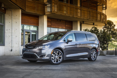 Chrysler Pacifica named to Car and Driver's 10Best Trucks and SUVs list for a second consecutive year