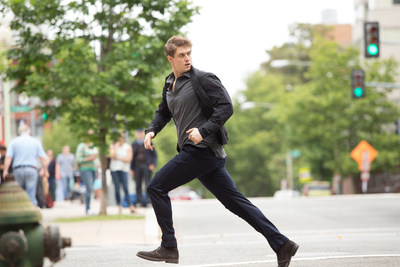 Max Irons as Joe Turner in AT&T AUDIENCE Network�s CONDOR