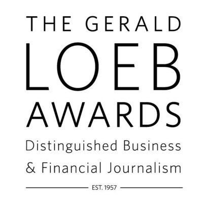 The 2018 Gerald Loeb Awards banquet and celebration will be held on Monday, June 25, 2018, at Capitale in New York City. Tyler Mathisen, co-anchor of CNBC's Power Lunch, will be the host of this year's show. Additional presenters from television news will be announced in coming weeks via @LoebAwards on Twitter. This event is attended by many of the country's most influential journalists, editors, publishers, producers, and media personalities. The official invitation for the 2018 Gerald Loeb Awards – with ticket, table, sponsorship and advertising information – can be viewed at http://www.theloebawards.com. (PRNewsfoto/UCLA Anderson School of Mgmt)
