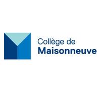 Logo : Collège de Maisonneuve (CNW Group/Collège de Maisonneuve)