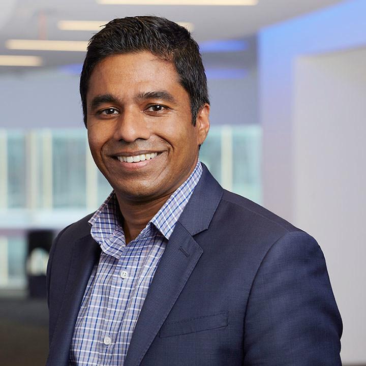 Gandeephan Ganeshalingam joins WestJet as Vice-President, Lean and Continuous Improvement (CNW Group/WestJet)