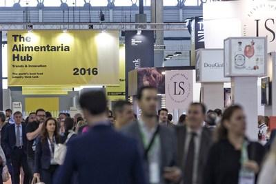 Alimentaria 2018 (PRNewsfoto/Fira de Barcelona)