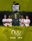 NUU and the Ronaldinho Global Street Team -  Partners in Sport.