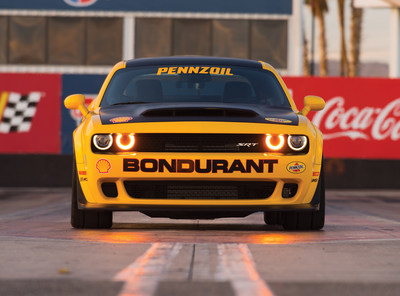 Dodge//SRT and the Bob Bondurant School of High Performance Driving Add a New Drag Racing Course