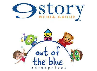9 Story Media Group (CNW Group/9 Story Media Group)