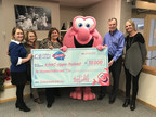 Mr. Bubble® and Fans Raise $10,000 for Ronald McDonald House Charities-Upper Midwest Through National Bubble Bath Day Efforts