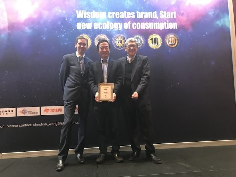 Haier becomes the only Chinese company to rank among IDG's Global Top 10 Smart Home Appliance Brands
