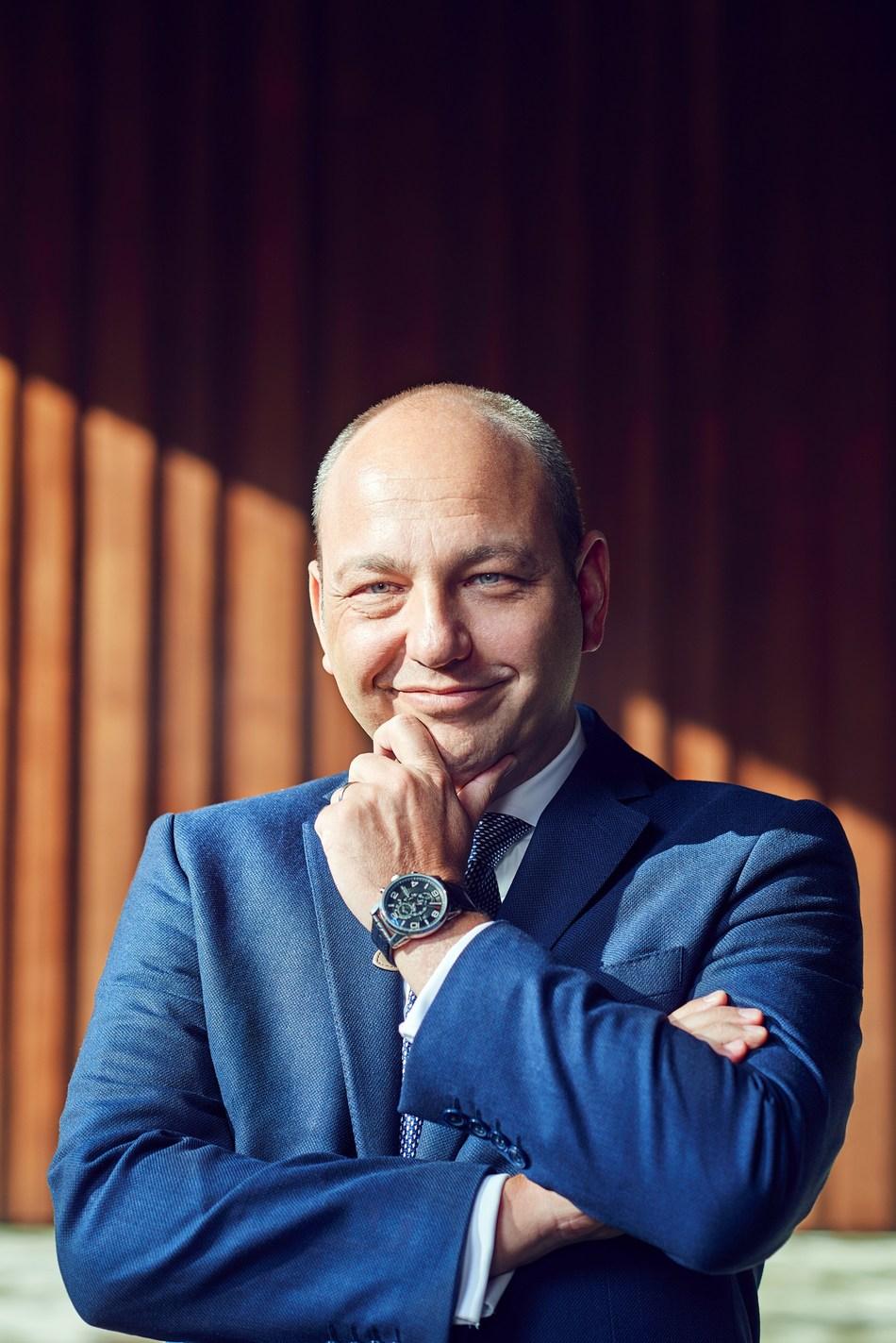 Hyatt Regency Beijing Wangjing General Manager - Mr. Till Martin