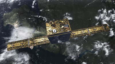 ICEYE's first proof-of-concept satellite, ICEYE-X1