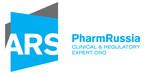 ARS PharmRussia logo (PRNewsfoto/ARS PharmRussia)