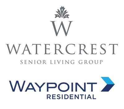 Visit Watercrest Senior Living Group at www.watercrestslg.com and Waypoint Residential at www.waypointresidential.com for more information.