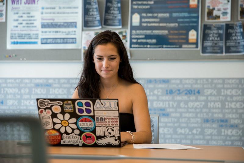 U.S. News & World Report ranks Bentley University's online graduate programs among best in the nation.