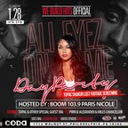 Hosted by Boom 103.9 Paris Nicole featuring special guest Prin$e Alexander, Miles Chancellor, & Shawn Smith