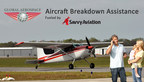 Global Aerospace Launches Innovative Aircraft Breakdown Assistance Program for Light Aircraft