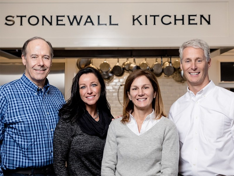 From Left to Right: Tim Metzger-Founder of Tillen Farms, Natalie King-Executive Vice President, Lori King President, John Stiker-Chief Executive Officer.