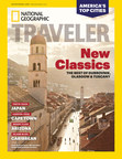 February/March 2018 issue of National Geographic Traveler