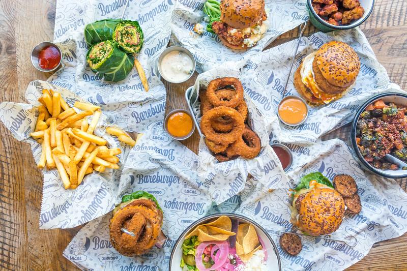 (PRNewsfoto/Bareburger)