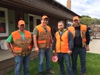Wounded Warrior Project Veterans Find Peer Support During Pheasant Hunt