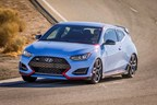 Hyundai Reveals First U.S. Market High Performance Model for New N Line-Up: 2019 Veloster N
