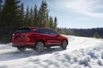 All-new 2019 Acura RDX Prototype