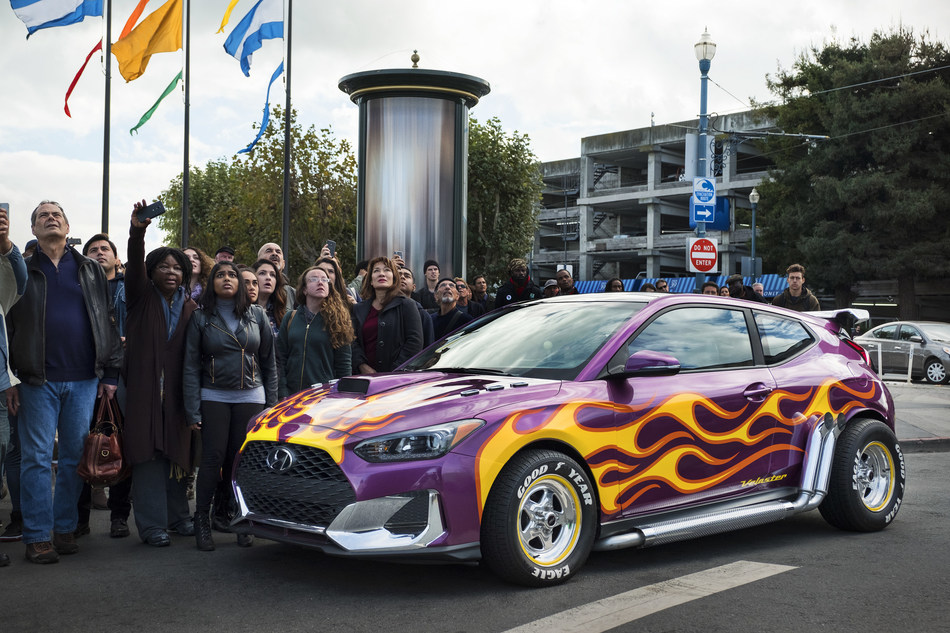 """2019 Hyundai Veloster Will Make Its Hollywood Debut In Marvel Studios' """"Ant-Man and the Wasp"""""""