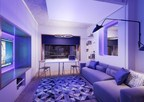 YOTEL launches YOTELPAD – a smarter way of living. Five new YOTELPAD deals mark YOTEL's arrival in the extended stay segment reinforcing the brand's ability to optimise space through clever design and smart technology. (PRNewsfoto/YOTEL)