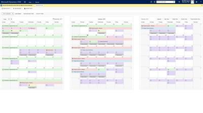 MyCRM lance la nouvelle génération de planification des activités pour Microsoft® Dynamics