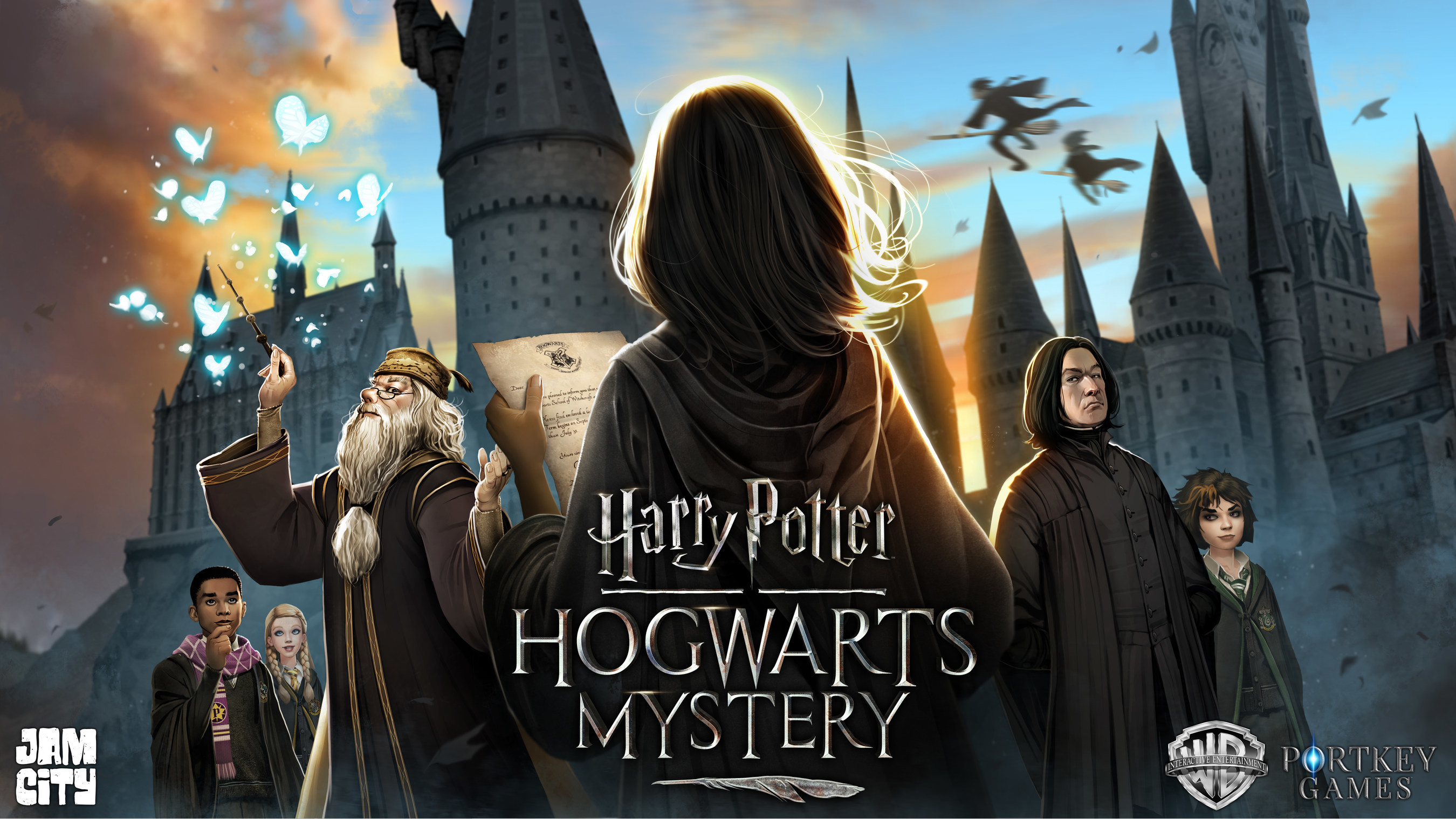 Jam City Unveils Teaser Trailer And New Details For Harry Potter Hogwarts Mystery Mobile Game