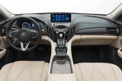 Prototipo del Acura RDX 2019 totalmente nuevo