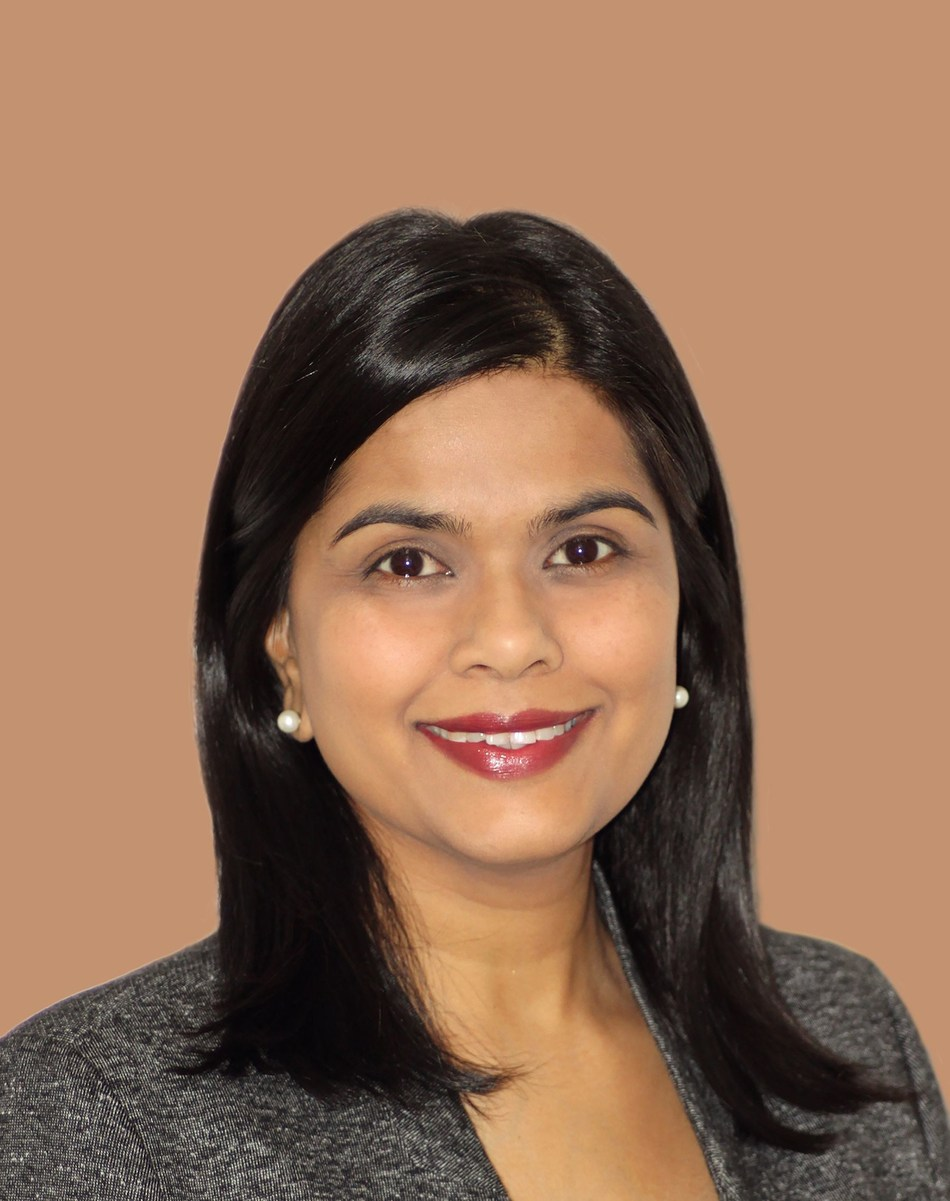 Dr. Mariya Moosajee, Consultant Ophthalmologist , Moorfields Eye Hospital London. (PRNewsfoto/Moorfields Eye Hospital Dubai)