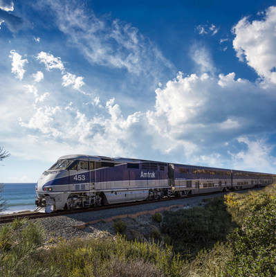 Amtrak Pacific Surfliner adds capacity to all trains serving Santa Barbara County following mudslides that shut down the Highway 101
