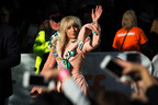 """Chris Donovan, 2017 Tom Hanson Photojournalism Award winner, captured Lady Gaga walking the red carpet for the premier of her movie """"Gaga: Five Foot Two"""" at TIFF in Toronto last September. THE CANADIAN PRESS/Chris Donovan (CNW Group/Canadian Journalism Foundation)"""