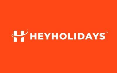 HeyHolidays Logo (PRNewsfoto/HeyHolidays)