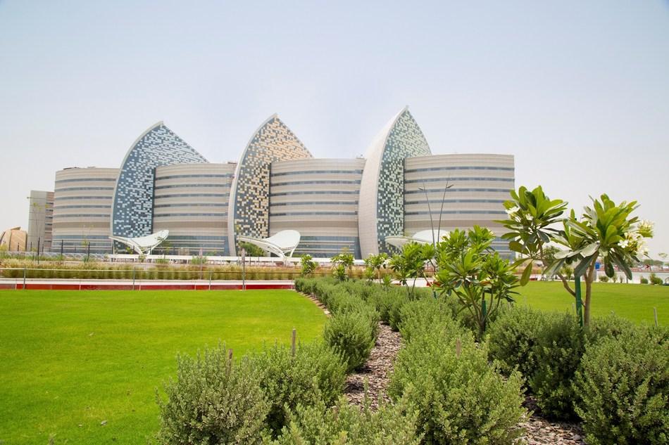 Sidra Medicine - Main Hospital (PRNewsfoto/Sidra Medicine)