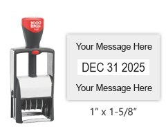 Rubber Stamp Champ offers Cosco Classic daters at 40% off!