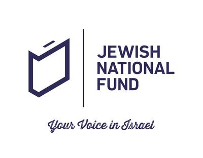 JNF logo (PRNewsfoto/Jewish National Fund)