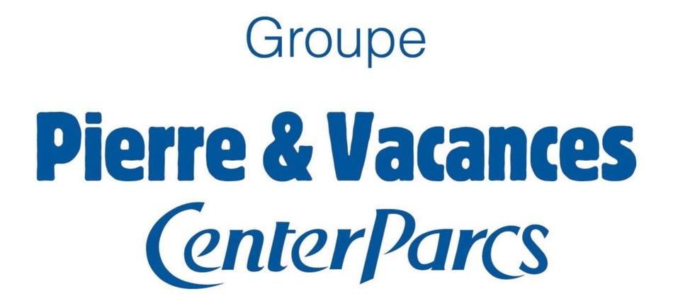 Pierre and Vacances Center Parcs logo (PRNewsfoto/Areas)