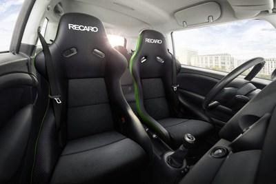 (PRNewsfoto/Recaro Automotive Seating)