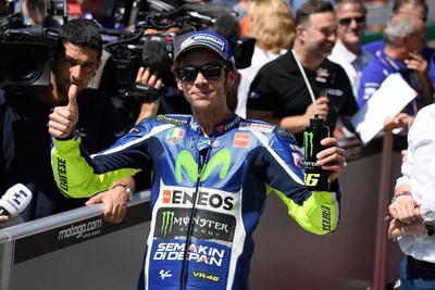 Valentino Rossi Claims 2017 MotoGP Fan World Championship