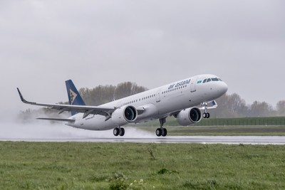 Air Astana, the award-winning Kazakh flag carrier, is scheduled to begin passenger service of its first Airbus A321neo aircraft on January 16, 2018. The aircraft is powered by Pratt & Whitney Geared Turbofantm (GTF) engines.