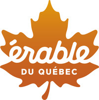New logo Érable du Québec (CNW Group/Federation of Quebec Maple Syrup Producers)