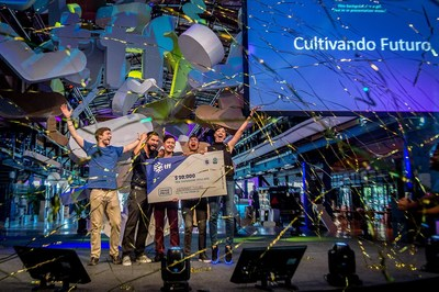 https://mma.prnewswire.com/media/628937/2017_TFF_Challenge_winner___Cultivando_Futuro_from_Colombia.jpg